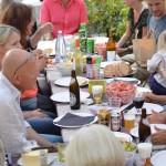 Gårdsfest september 2013